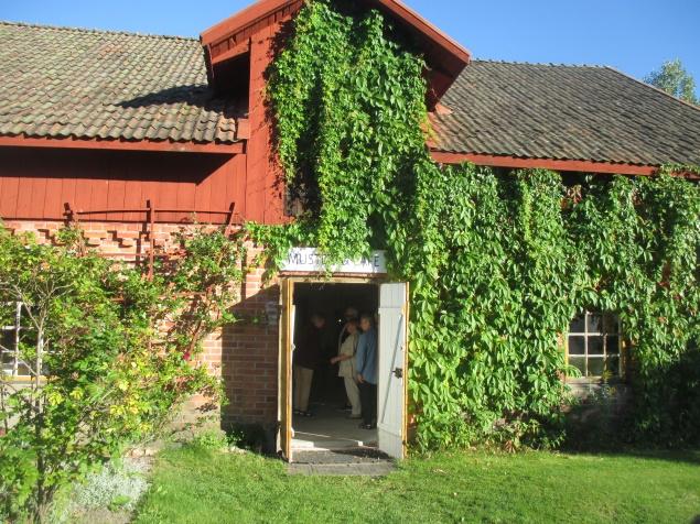 SPF Seniorerna Väse-Fågelvik besöker Musteriet på Busteruds gård