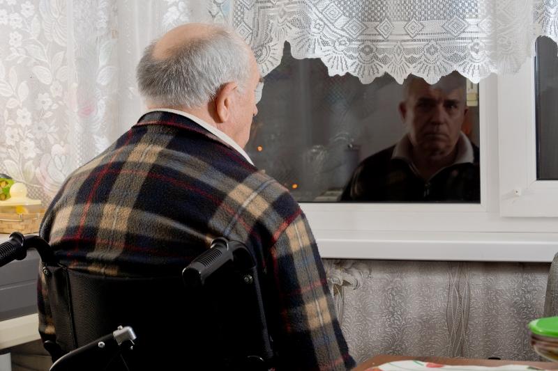 Stor ensamhet i äldreomsorgen