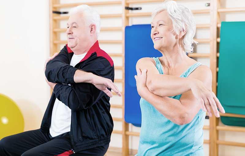 Inför friskvårdspeng för pensionärer