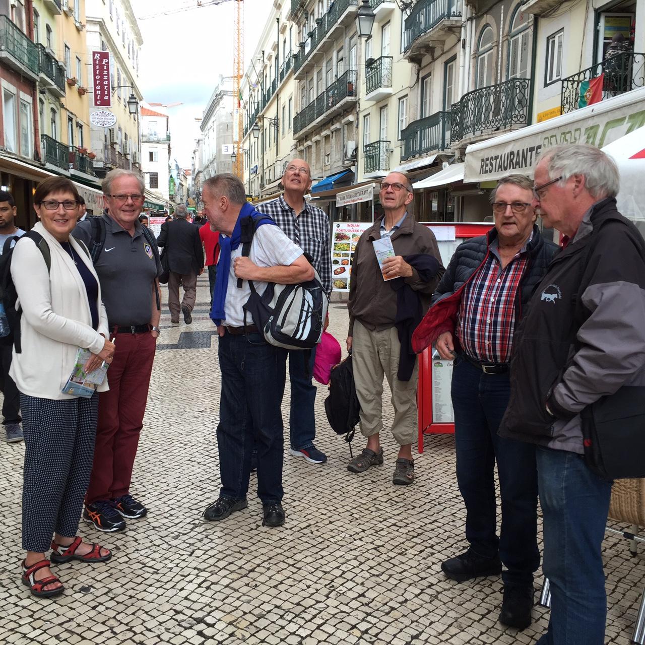 SPF Seniorerna Falun åter på resande fot