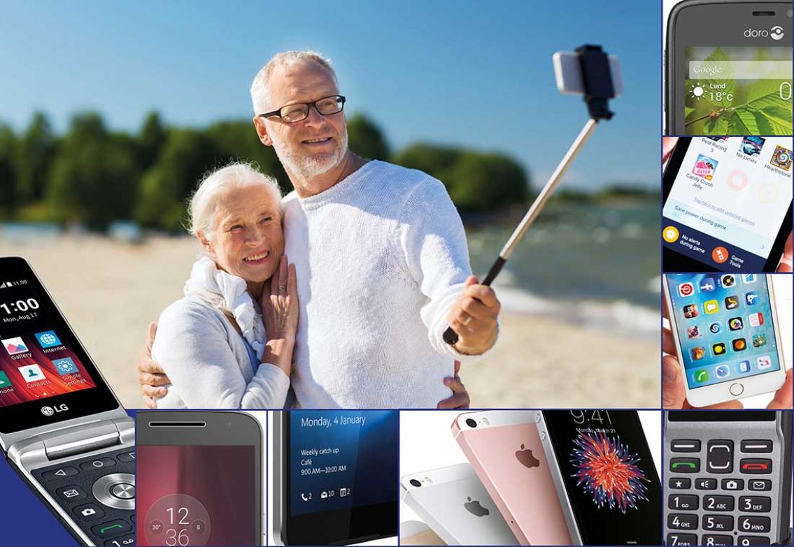 Vilken mobil passar dig?