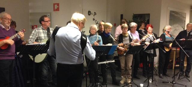 Roten, Harald och Ukkarna
