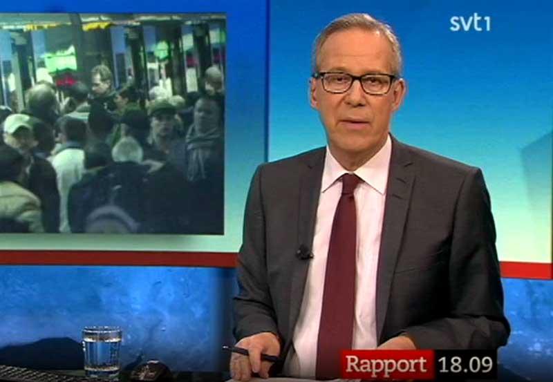 Kritik mot SVTs personalpolitik