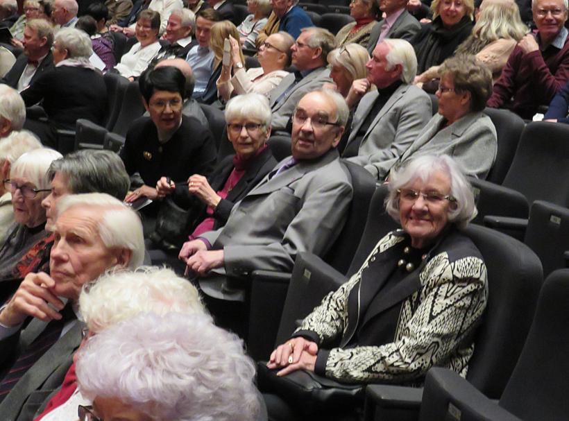Nyårskonsert med Schönbrunns Slottsfilharmoniker