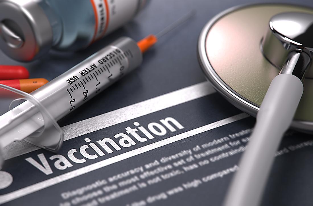 Vaccinera sig – eller inte?