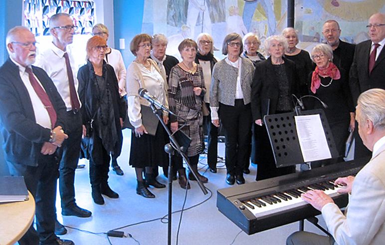 SPF Åkerbäret Seniorernas 40-årsjubileum
