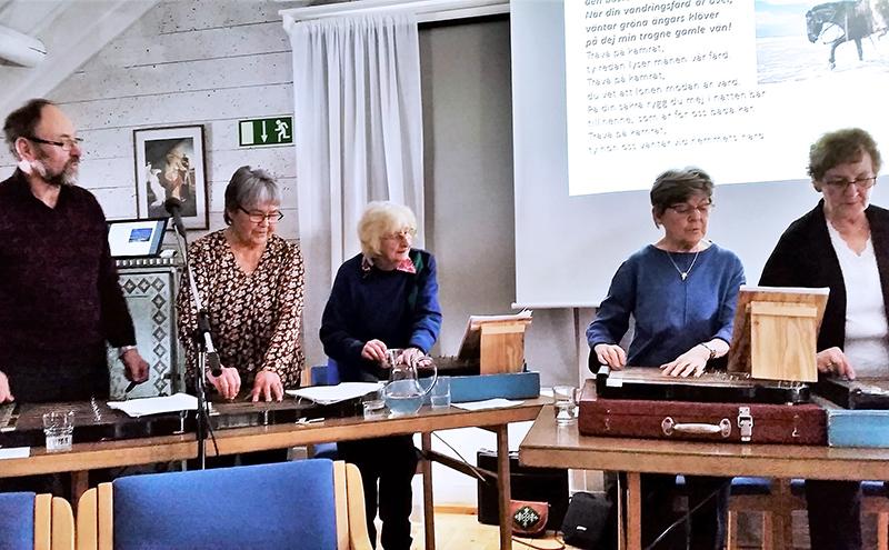 Späckat program hos Bjurholm lockade många gäster