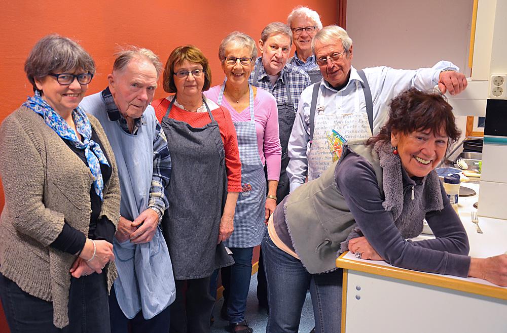 Italiensk matlagning med SPF Seniorerna Tjörnveteranerna