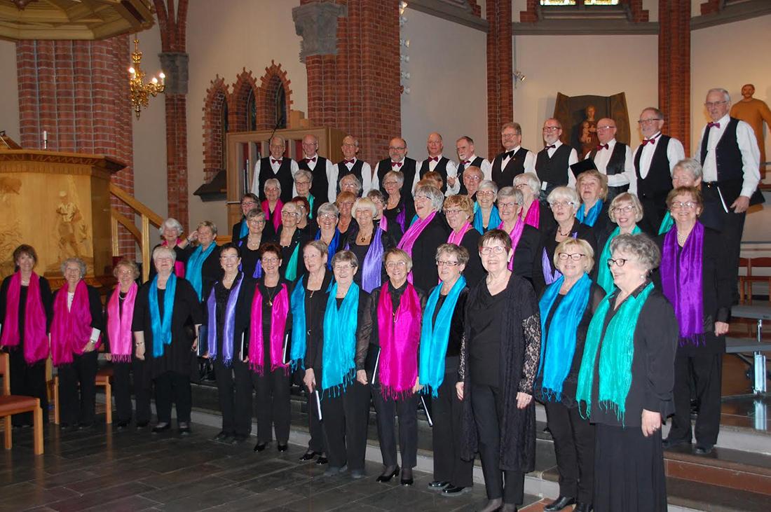 Pangsångfest Esbo 10 –12 februari 2017 Pensionärskörsång när den är som bäst!