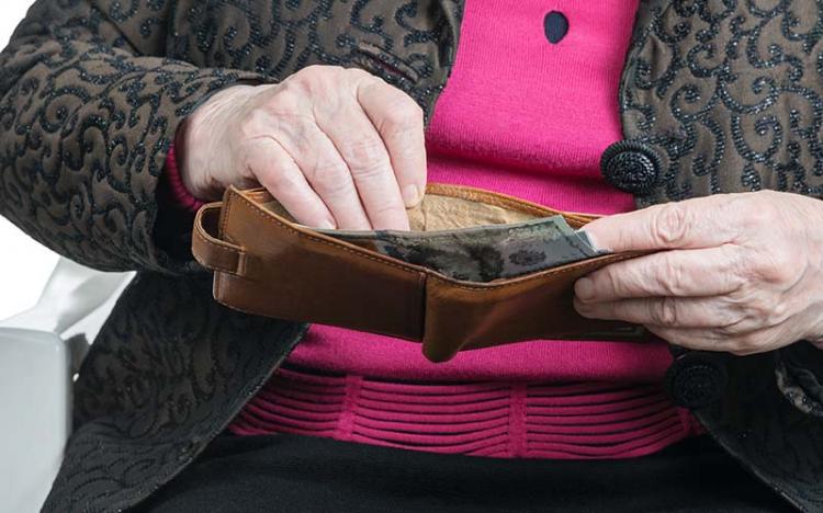Pressen på pensionärer ökar