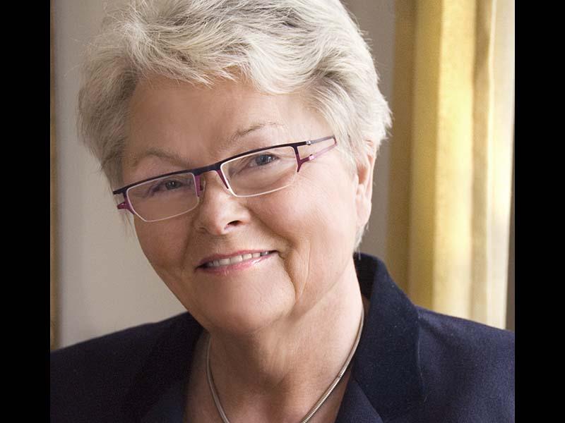 Eva Eriksson vill slåss mot diskriminering