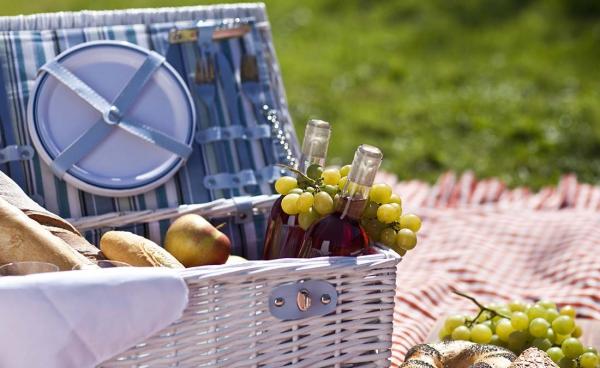 Packa en picknick