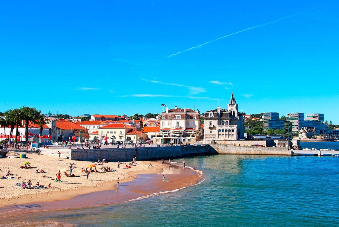 Portugals riviera