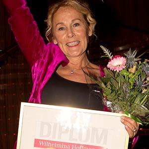 Mappie, Wilhelmina Hoffman, M-magasin