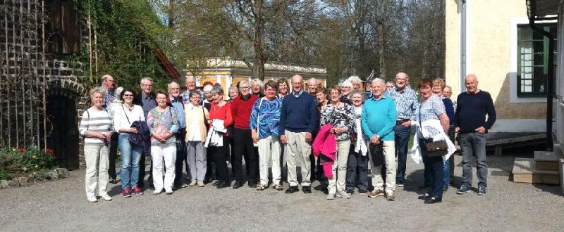 Husbys seniorer tog en närmare titt på Vallonbruken i Uppland