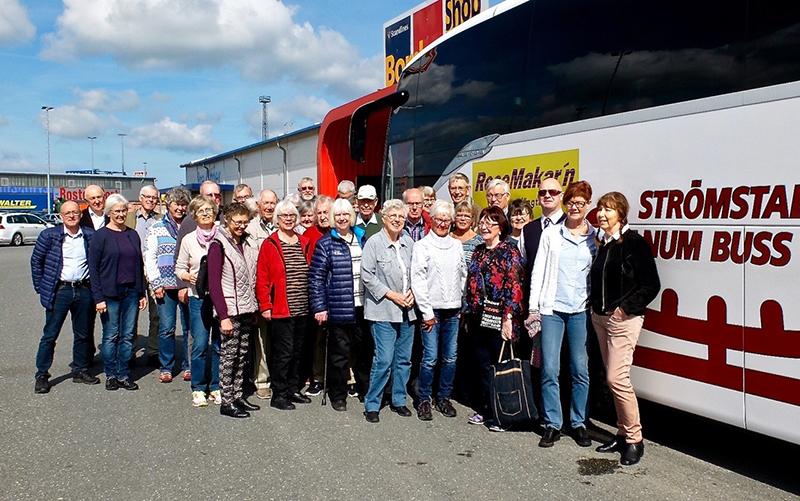 Resa till Stralsund och Rügen 2017