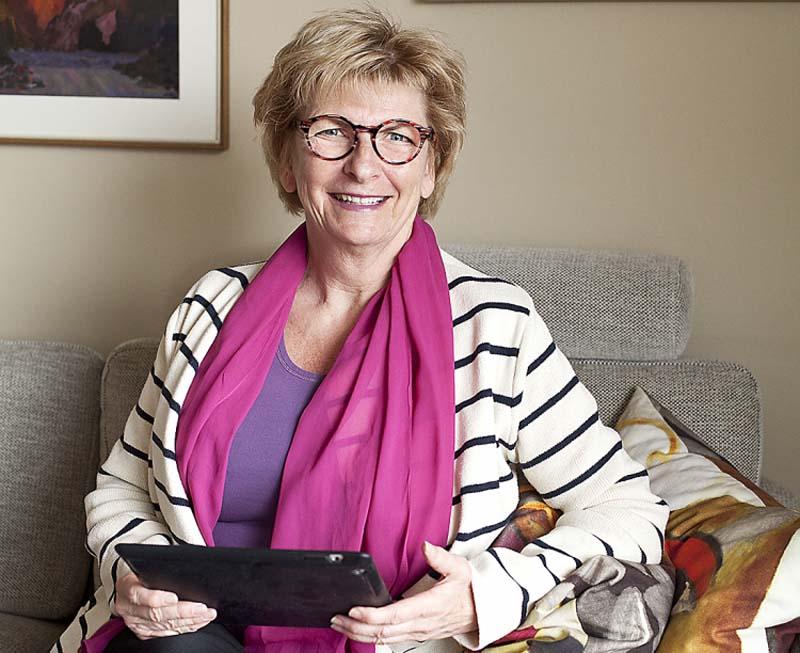 uppsala medelålders kvinna söker man yngre 50