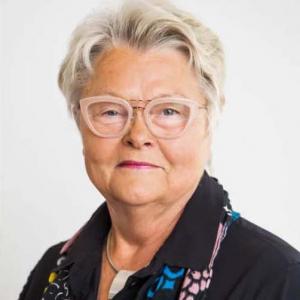 Eva Eriksson, SPF Seniorerna