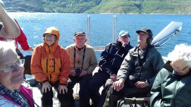 SPF Snöflingans resa till Norge