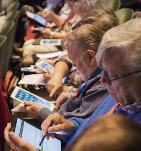 SPF Seniorernas kongress på Gävle konserthus juni 2017
