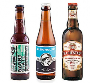 alkoholfri öl