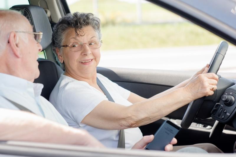 Försäkringsbolag: 75-åringar kör säkrast av alla