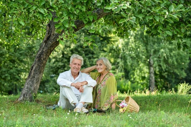 Bättre relation när man gått i pension