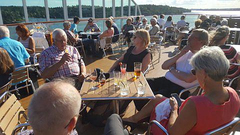 Kryssning med Birka till Bornholm, Lübeck och Visby