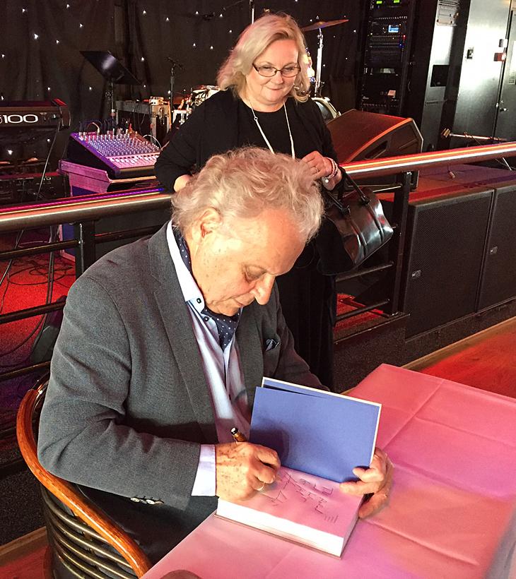 Vi möter Herman Lindqvist på Ålands Hav