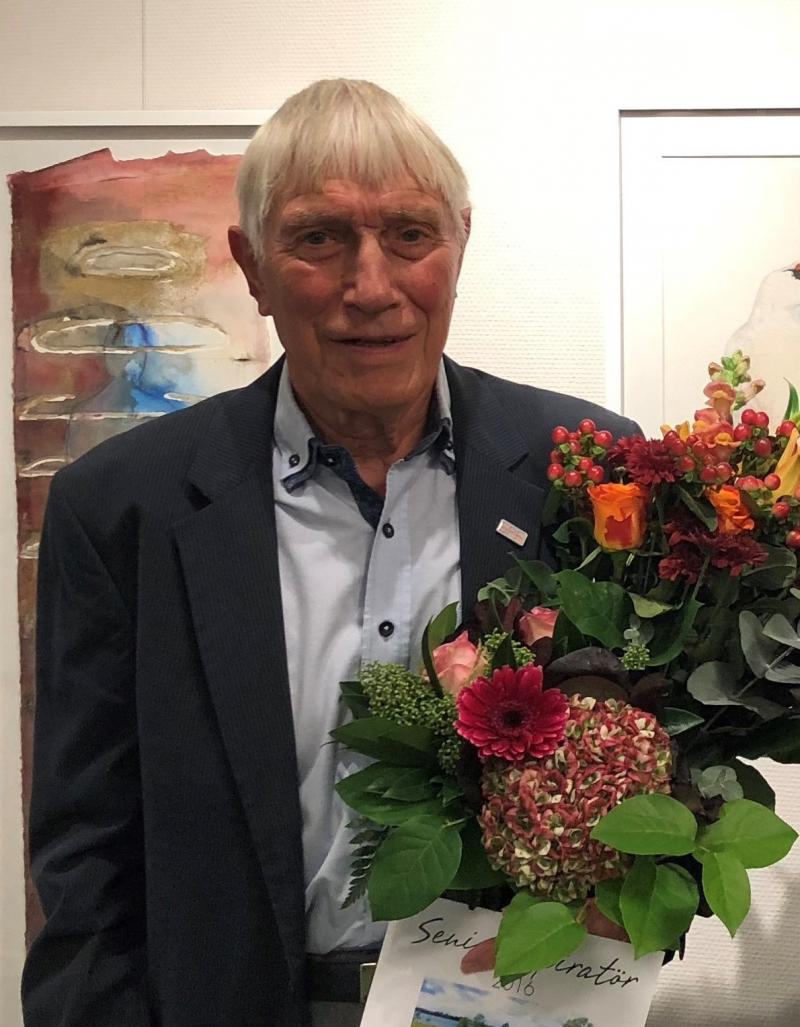 Knut blev Årets Seniorinspiratör