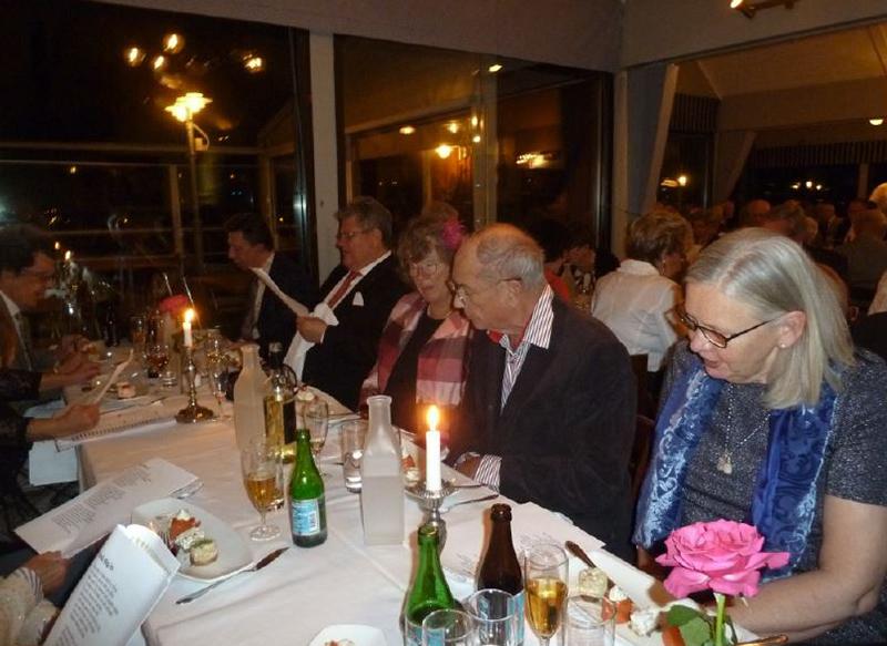 Festligt värre när SPF Seniorerna Näset Önnered firade 25 år