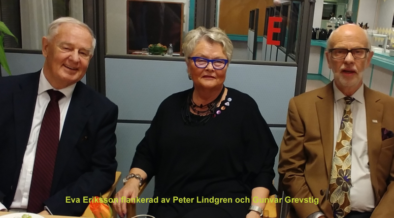 Eva Eriksson besökte Malmö