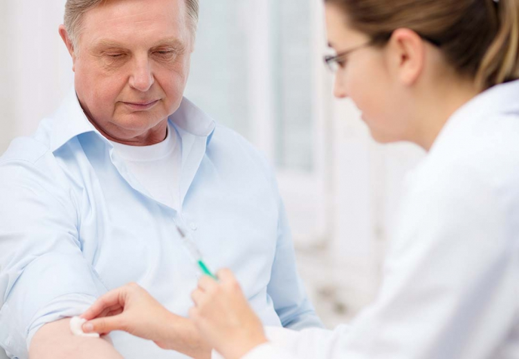 Får du gratis influensavaccin?