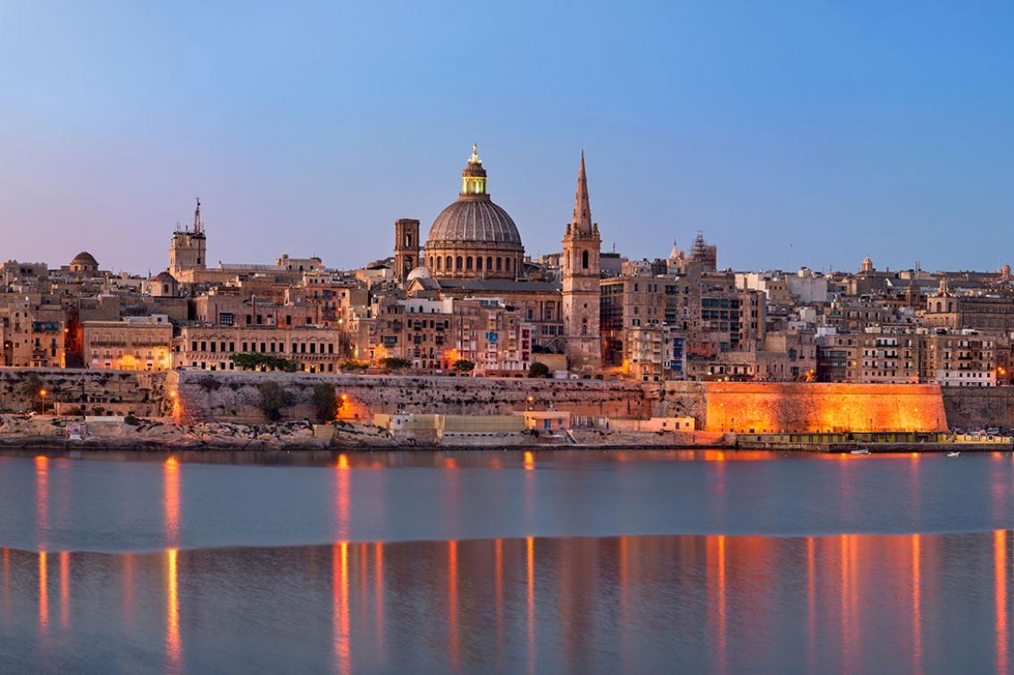 Malta – ön som har allt