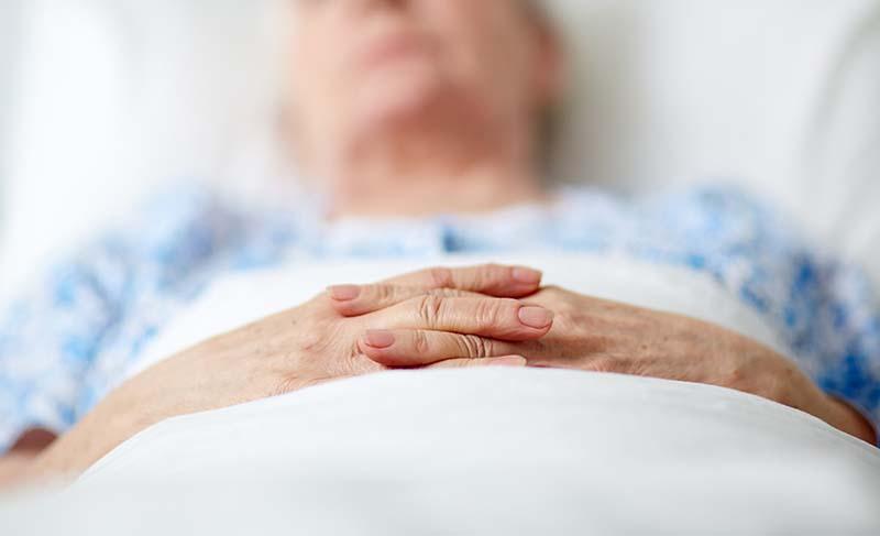 Äldre fick sömntabletter på eftermiddagen
