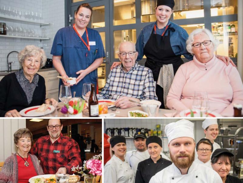 Matglädje för seniorer prisas