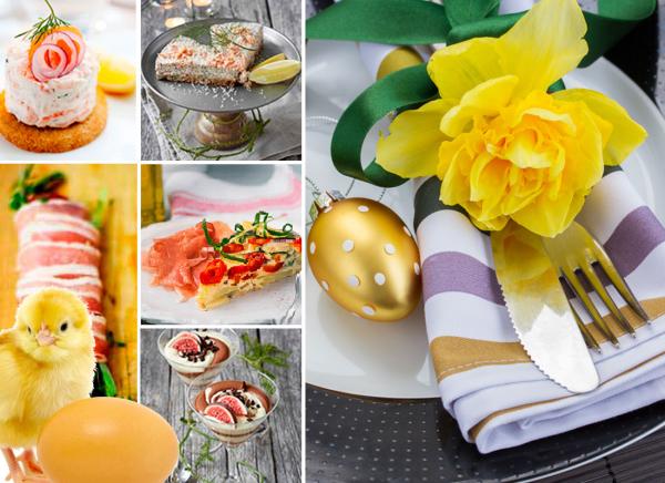God mat till påsk!