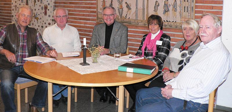 Tre nya styrelsemedlemmar hos SPF Seniorerna Falun