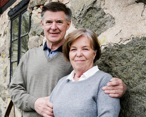 Från jobb i England till pensionärsliv i Småland