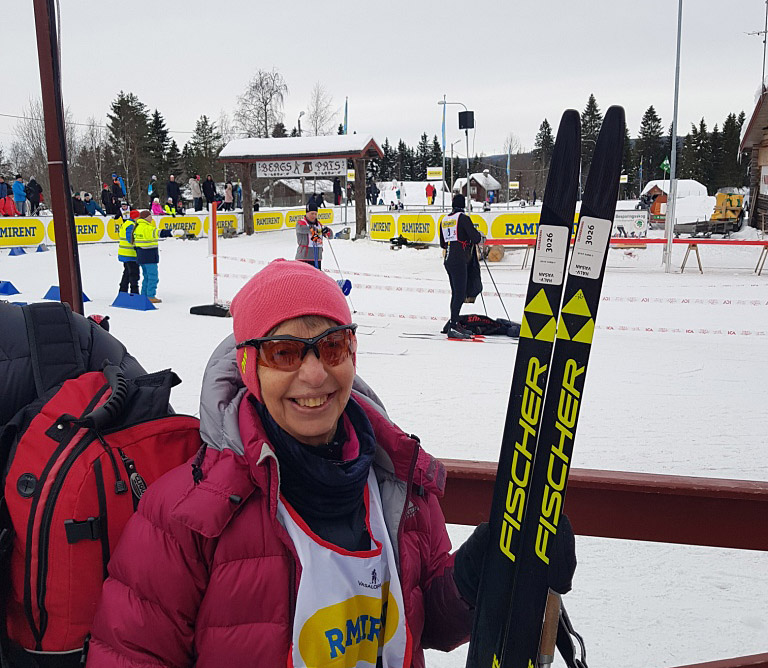 SPF Seniorerna Falun i Stafettvasan: Plats 1157