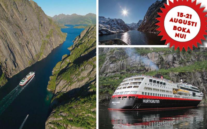 Hurtigruten+%E2%80%93+SLUTS%C3%85LD