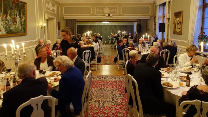 SPF Seniorerna Annetorp i Glumslöv firade 25 år!