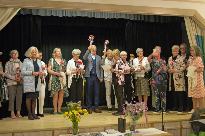 SPF seniorernas modevisning i Leksand