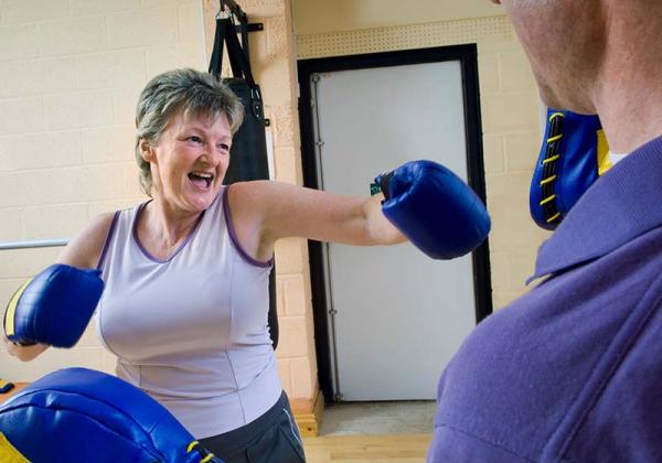 Träna kroppen så tränar du hjärnan