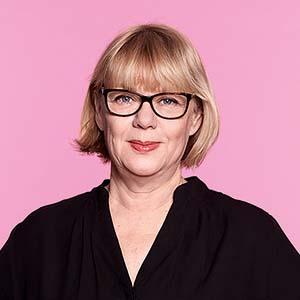 Kristina Adolfsson, chefredaktör, senioren