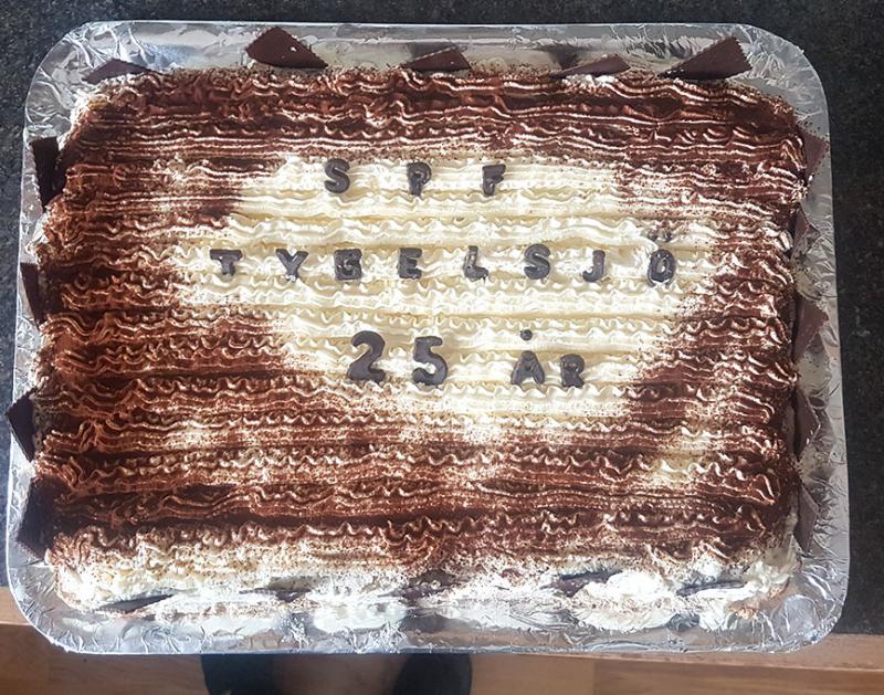 Klubb 93 Tygelsjös 25-årsjubileum