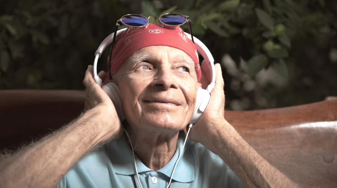 Musik kan lindra symtom vid Alzheimers sjukdom