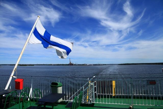 SPF Seniorerna Falun reste till Finland