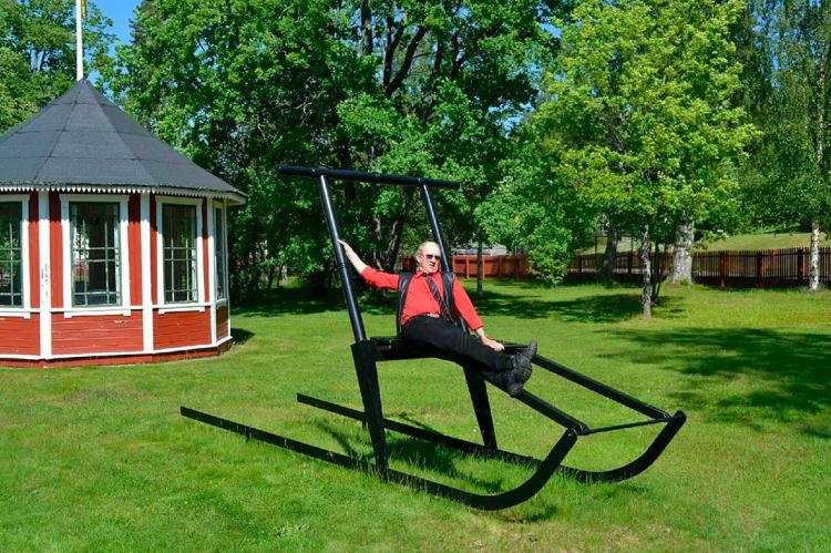 Bjurholms resa till Storforsen