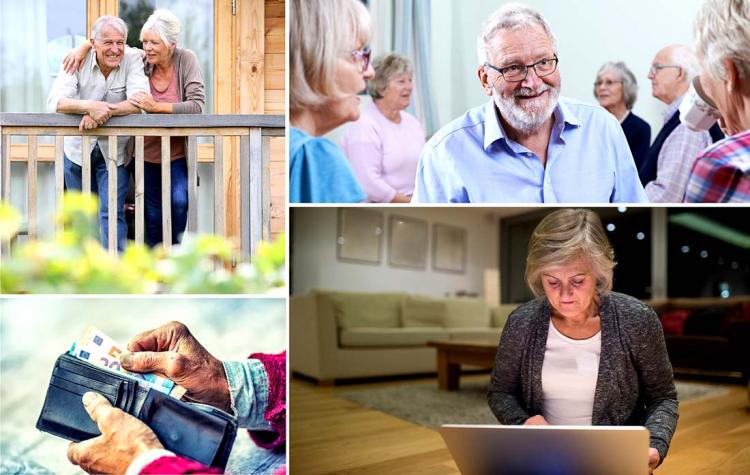 Valrörelsen: Bra första halvlek för seniorer